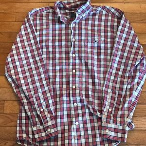 Vineyard Vines Men's Button Down Shirt, Size M
